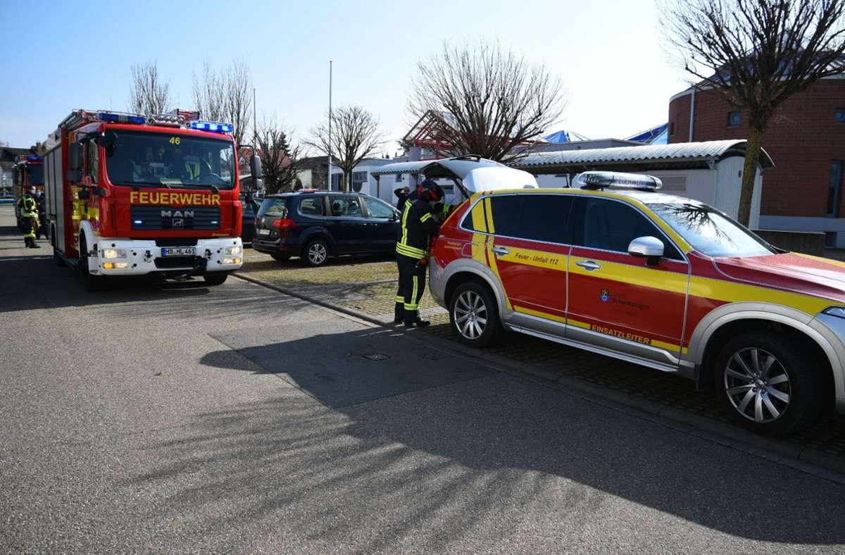 Eine Grundschule in Schwetzingen musste am Freitagmorgen geräumt werden. Foto: dpa/R.Priebe