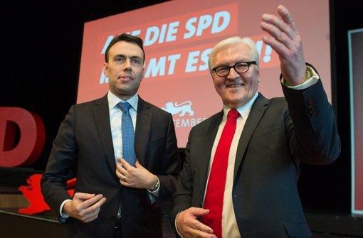 """Deutschland als """"Hoffnungsanker"""""""