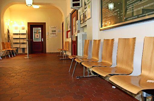 Bürgerbüro mit  Charme einer Bahnhofshalle