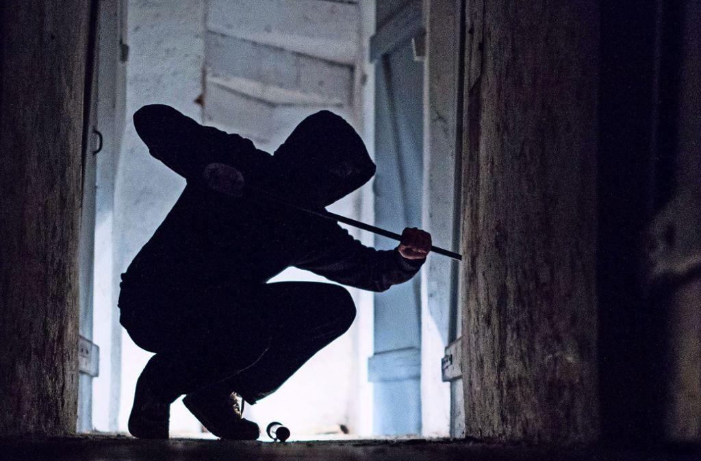 Für ihre Einbruchserie im Rems-Murr-Kreis werden die Täter vergleichsweise glimpflich bestraft. Foto: dpa