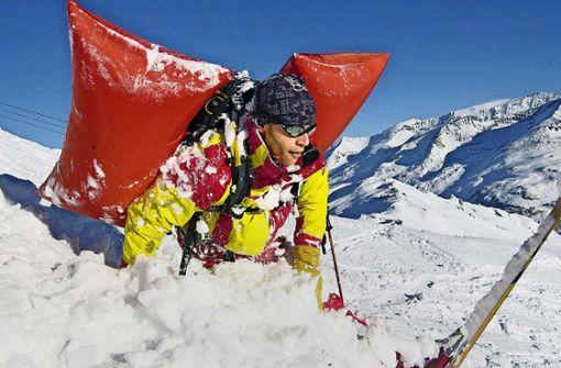 Der Kampf unterm Schnee