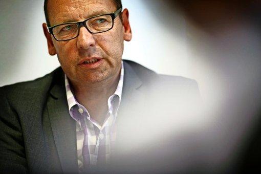 Hardy Schober möchte nicht mehr nur ausschließlich über den Tod seiner Tochter identifiziert werden. Foto: Gottfried Stoppel