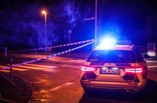 Polizisten werden psychologisch betreut