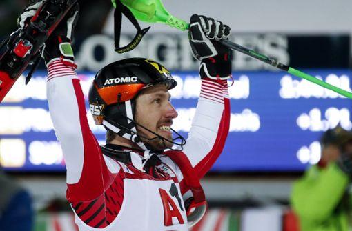 Der beste Skirennfahrer der Welt hört auf