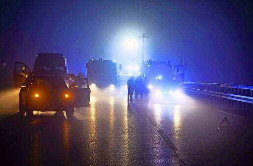Vater und Sohn sterben bei Horror-Unfall