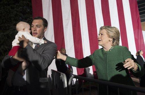 Amerikaner sind vom Wahlkampf gestresst