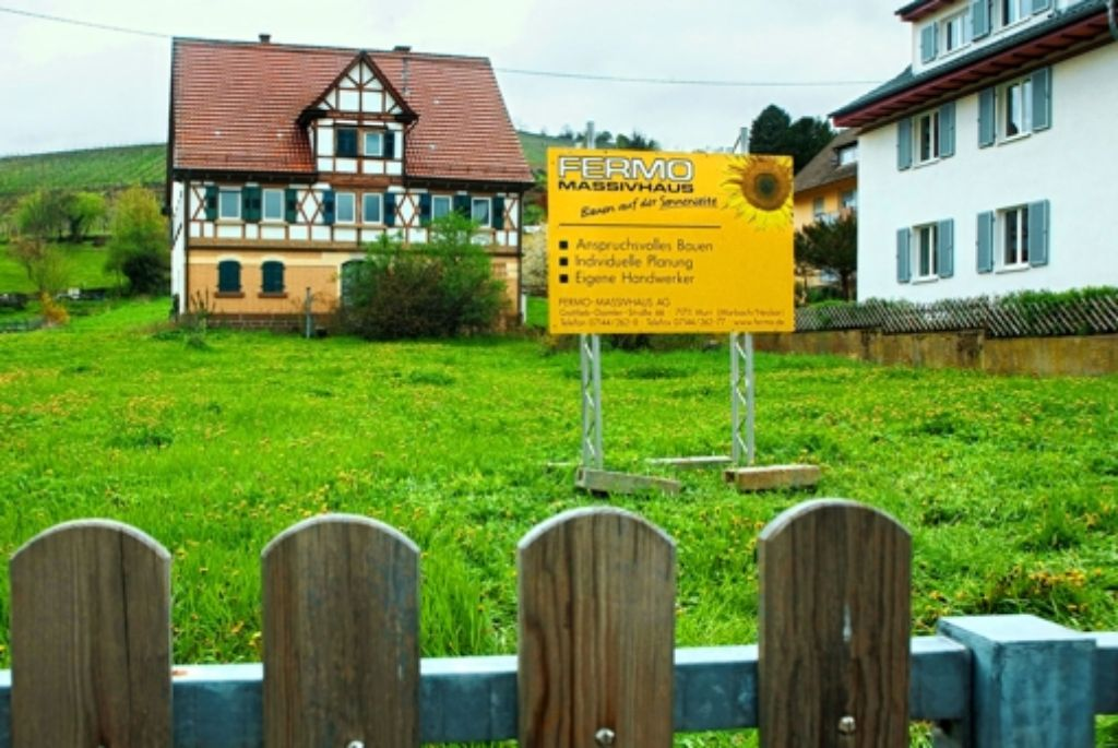 Das alte Landhaus an der Luise-Benger-Straße steht nicht unter Denkmalschutz. Foto: Horst Rudel