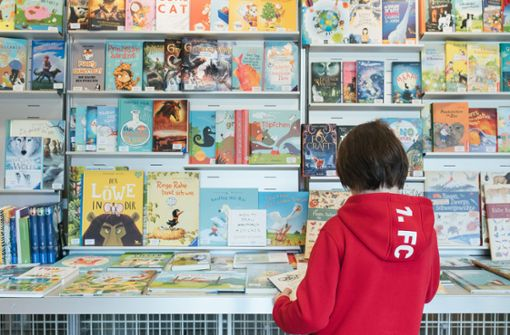 Hier kommen junge Leser auf ihre Kosten