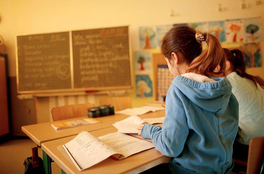 Bund stellt  Finanzspritzen für  Schulen bereit. Foto: dpa