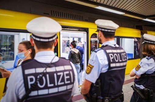 Alkoholverbot an  19 Plätzen  in Stuttgart
