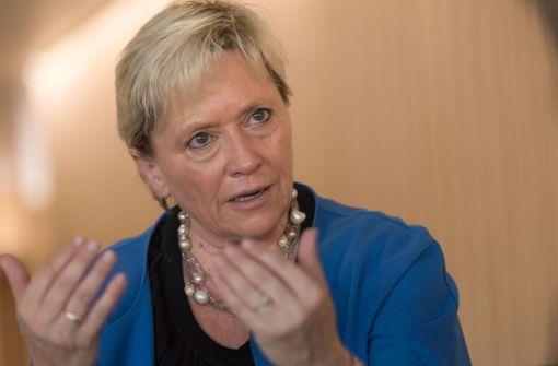 Kultusministerin Eisenmann lehnt schlechtere Lehrer ab