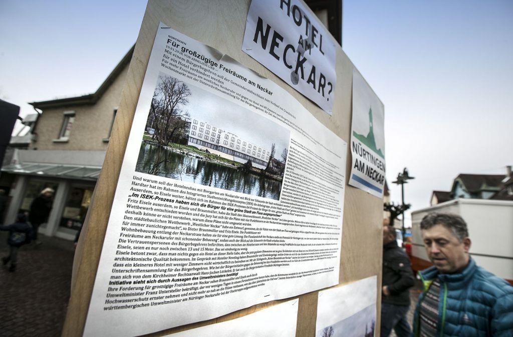 4701 Unterschriften hat die Initiative gesammelt. Die scheinen nun wertlos zu sein. Foto: Horst Rudel