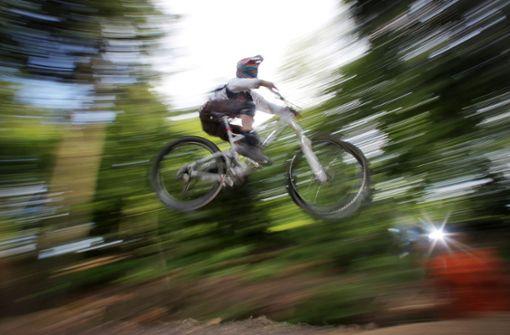 Überhitzte Fahrrad-Bremsscheibe verursacht Waldbrand