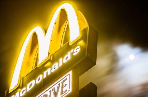 Streit bei McDonald's gipfelt in Schlägerei