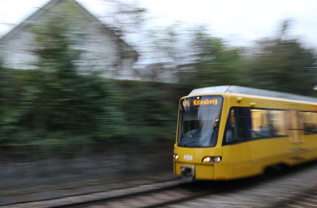Die Anwohner klagen über den zunehmenden Lärm entlang der Stadtbahngleise in Möhringen. Foto: privat