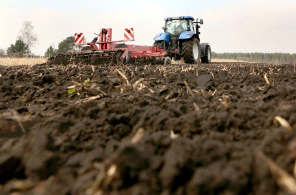 Die Bauern in der EU sollen ökologischer wirtschaften. Foto: dpa
