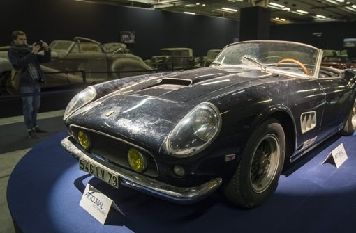 14 Millionen für verstaubten Delon-Ferrari