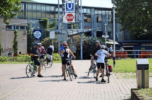 Korridor für den Radschnellweg