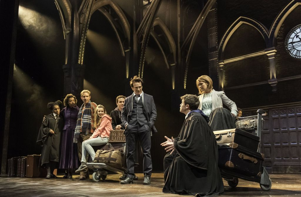 "In London und New York feierte ""Harry Potter and the cursed Child"" bereits große Erfolge. Foto: Premier PR"