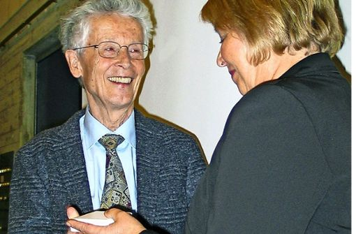 """Ein """"Zuffenhäuser Hirt"""" für Wolfgang Meyle"""